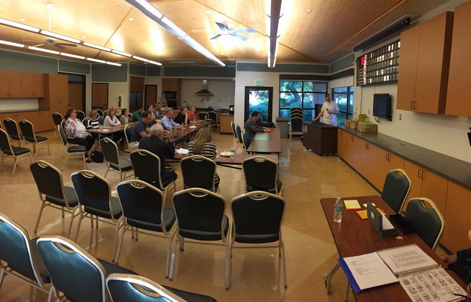 Sunset Rotary Meeting @ Zoom